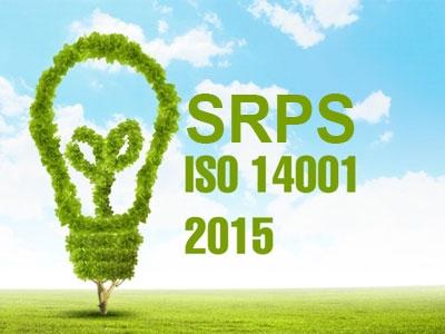 31. јули 2020. године – вебинар: Тумачење захтева SRPS ISO 14001:2015 и препоруке за његову примену
