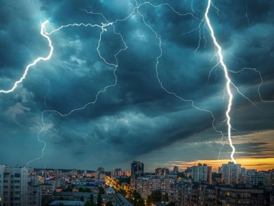 "Serbian standards for ""Protection against lightning"""
