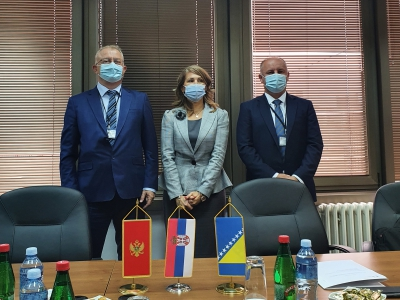 Cooperation among ISBIH, ISME and ISS
